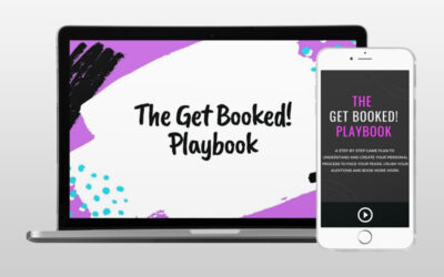 The Get Booked! Playbook